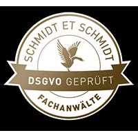 Schmidt et Schmidt Fachanwälte - DSVGO geprüft