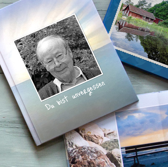 Erinnerungsbuch-Symbolbild